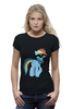 "Футболка Wearcraft Premium ""Rainbow Dash"" - rainbow dash, mlp, my little pony, пони, рэйнбоу"