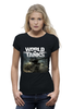 "Футболка Wearcraft Premium (Женская) ""World of Tanks"" - world of tanks, танки, wot"