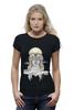 """Футболка Wearcraft Premium (Женская) """"Lady Gaga Venus"""" - арт, space, girl, venus, венера, выделись, lady gaga, леди гага, гага, artpop"""