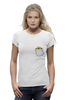 "Футболка Wearcraft Premium ""Adventure Time Jake"" - adventure time, jake"