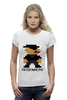 "Футболка Wearcraft Premium (Женская) ""Heisenberg (8-bit)"" - во все тяжкие, pixel art, пиксели, breaking bad, хайзенберг"
