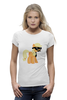 "Футболка Wearcraft Premium ""My Little Pony - AppleJack (ЭпплДжек)"" - mlp, пони, усы, эппл джек, инкогнито"