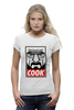 "Футболка Wearcraft Premium ""Повар"" - obey, во все тяжкие, breaking bad, heisenberg, cook"