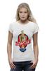 """Футболка Wearcraft Premium """"МХК Спартак """" - moscow, спартак, хоккей, молодёжный хоккейный клуб"""