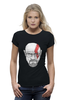 "Футболка Wearcraft Premium (Женская) ""Heisenberg"" - во все тяжкие, breaking bad, heisenberg, walter, cook"
