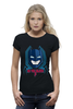 "Футболка Wearcraft Premium ""Do you Bleed? (Batman x Superman)"" - супермен, batman, superman, бэтмен, dc comics"