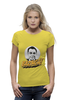 "Футболка Wearcraft Premium ""THe Big Bang Theory Sheldon Cooper"" - the big bang theory, bazinga, теория большого взрыва, шелдон купер, sheldon cooper"