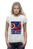 """Футболка Wearcraft Premium (Женская) """"Капитан Америка"""" - комиксы, кэп, мстители, марвел, капитан америка"""