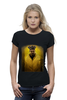 "Футболка Wearcraft Premium (Женская) ""Breaking Bad Heisenberg ART"" - во все тяжкие, breaking bad, walter white, heisenberg, breaking bad heisenberg art"
