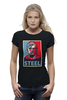"Футболка Wearcraft Premium ""Супермен (Superman)"" - супермен, superman, obey, человек из стали, man of steel"