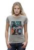 "Футболка Wearcraft Premium (Женская) ""Мстители / Avengers"" - мстители, avengers, капитан америка, captain america, kinoart"