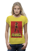 "Футболка Wearcraft Premium ""Planet Terror yellow"" - tarantino, квентин тарантино, planet terror, планета страха, rodriguez"