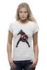"""Футболка Wearcraft Premium """"Капитан Америка / Captain America"""" - супергерой, марвел, капитан америка, captain america, kinoart"""