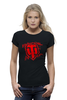 "Футболка Wearcraft Premium ""World of Tanks logo "" - games, игры, игра, game, логотип, world of tanks, танки, wot, tanks"