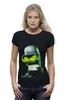 "Футболка Wearcraft Premium (Женская) ""Bender"" - футурама, futurama, бендер, bender, бендр"