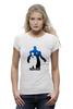 """Футболка Wearcraft Premium """"железный человек"""" - железный человек, iron man"""