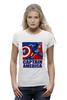 """Футболка Wearcraft Premium """"Капитан Америка / Captain America"""" - мстители, капитан америка, captain america, kinoart, киноарт"""