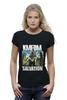 "Футболка Wearcraft Premium ""KMFDM Salvation"" - музыка, industrial, kmfdm, sascha konietzko, brute"