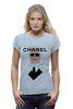 "Футболка Wearcraft Premium ""Chanel"" - fashion, karl lagerfeld, карл лагерфельд"