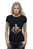 "Футболка Wearcraft Premium ""Супермен"" - супермен, superman"