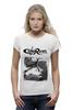"Футболка Wearcraft Premium ""Caferacer girl"" - байк, vintage, racer, caferacer, dotheton"