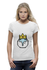 "Футболка Wearcraft Premium ""Ice King"" - adventure time, время приключений, ice king, finn & jake"