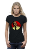 "Футболка Wearcraft Premium ""Los Pollos Hermanos (Breaking Bad)"" - во все тяжкие, breaking bad, gus, gustavo fring, los pollos hermanos"