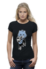 "Футболка Wearcraft Premium ""Мишка Киллер"" - пистолет, сердечко, bear, gun, убийца"