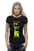 "Футболка Wearcraft Premium (Женская) ""Heisenberg"" - во все тяжкие, breaking bad, heisenberg, хайзенберг, i am the danger"