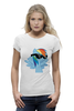 "Футболка Wearcraft Premium (Женская) ""Rainbow_Dash_chillin"" - mlp, пони, swag, радуга дэш"