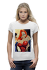 "Футболка Wearcraft Premium ""Джессика Рэббит"" - jessica rabbit, who framed roger rabbit"