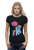 "Футболка Wearcraft Premium ""my little pony"" - радуга, my little pony, пони, аниме, для детей"