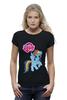 """Футболка Wearcraft Premium """"my little pony"""" - радуга, my little pony, пони, аниме, для детей"""