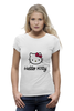 "Футболка Wearcraft Premium ""Hello Kitty"" - hello kitty, хеллоу китти"