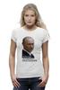 """Футболка Wearcraft Premium """"Женская футболка с Путиным"""" - футболка с путиным"""