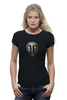 "Футболка Wearcraft Premium (Женская) ""World of tanks"" - world of tanks, танки, wot"