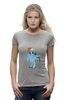 "Футболка Wearcraft Premium ""Рэйнбоу Дэш"" - рисунок, pony, rainbow dash, mlp, пони"