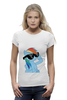 "Футболка Wearcraft Premium (Женская) ""Rainbow Dash"" - rainbow dash, mlp, my little pony, пони"