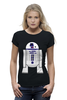 "Футболка Wearcraft Premium ""R2-D2 (Star Wars)"" - star wars, звездные войны, r2-d2"