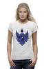 """Футболка Wearcraft Premium (Женская) """"My Little Pony - герб princess Luna (Луна)"""" - mlp, пони, принцесса луна"""