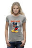 "Футболка Wearcraft Premium ""Iron Maiden Band"" - микки маус, heavy metal, mickey mouse, iron maiden, eddie"