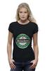 "Футболка Wearcraft Premium (Женская) ""Heineken"" - пиво, beer, heineken, dutch"