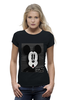 "Футболка Wearcraft Premium ""Микки Маус"" - микки маус, стильная, mickey mouse, mug shot, магшот"