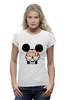 "Футболка Wearcraft Premium ""mickey mouse swag "" - микки маус, mickey mouse, swag"