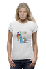 "Футболка Wearcraft Premium ""My Little Pony ""RainbowShy"""" - my little pony, пони"