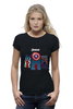 "Футболка Wearcraft Premium ""Avengers"" - comics, marvel, мстители, avengers"