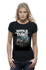 "Футболка Wearcraft Premium ""world of tanks"" - world of tanks, танки, wot"