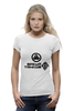 """Футболка Wearcraft Premium (Женская) """"Время Танков """" - games, игры, игра, game, стиль, логотип, авторская работа, world of tanks, танки, wot"""