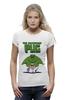 """Футболка Wearcraft Premium (Женская) """"Невероятный Мопс"""" - pug, hulk, мопс, халк, невероятный мопс"""