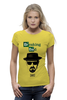 "Футболка Wearcraft Premium (Женская) ""Breaking Bad 